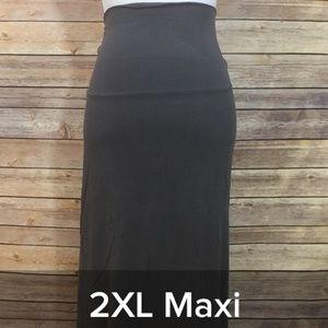 LuLaRoe 2XL Maxi *NWT*